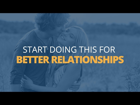 Start Doing This If You Want Better Relationships | Brian Tracy