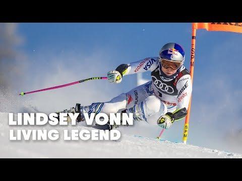 Lindsey Vonn | Carving a Legacy