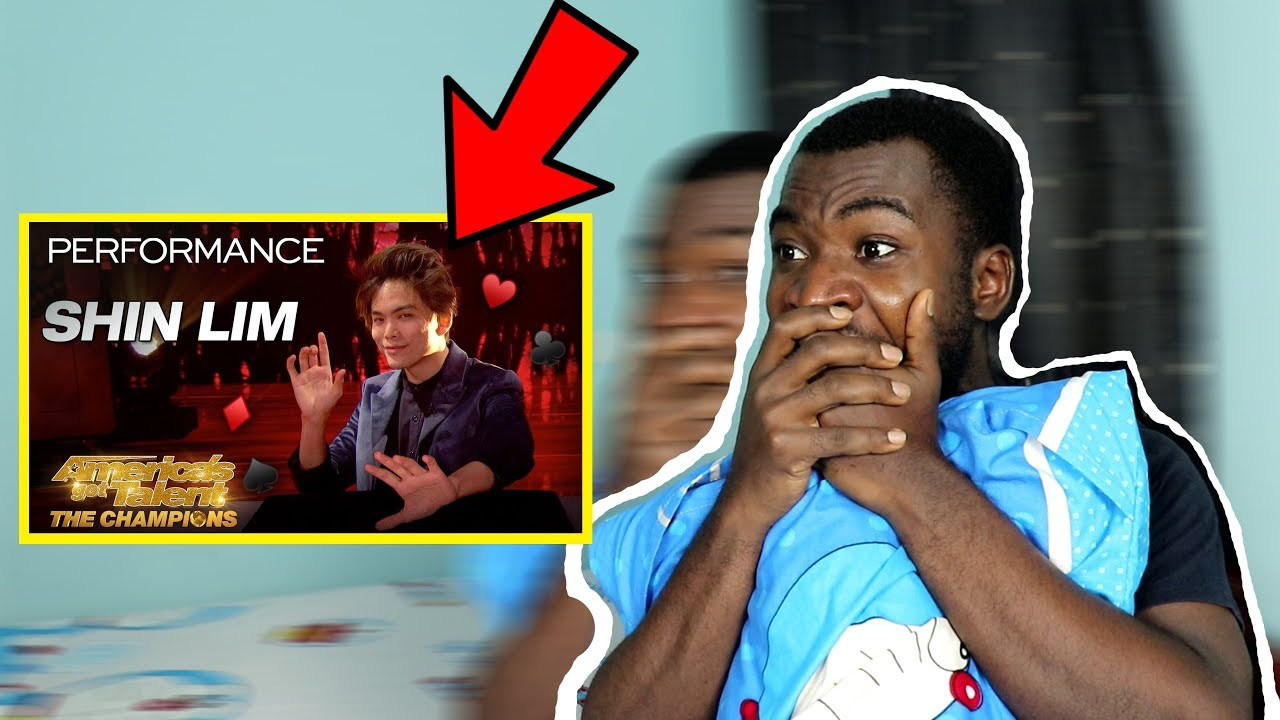 Shin Lim Leaves You Speechless With Magic Card Tricks - America's Got Talent REACTION !!!