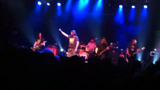 The Haunted - No Compromise + The Guilt Trip     Live Debaser Medis 14/4 -2011