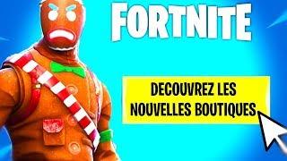 Nouveau PACK DE SKIN ! LA BOUTIQUE FORTNITE du 11 DECEMBRE !  NEW ITEM SHOP 11 DECEMBER live fr