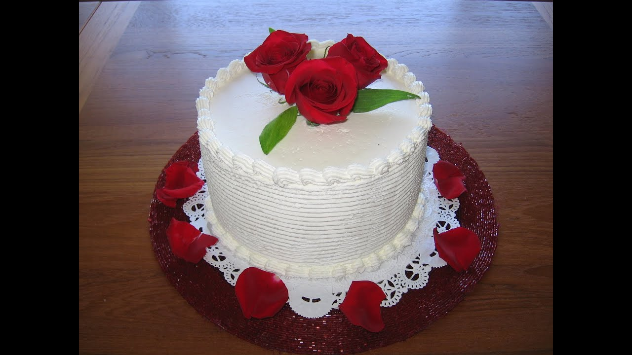 White cake recipe without oil butter or dairy youtube for Cake recipe without butter