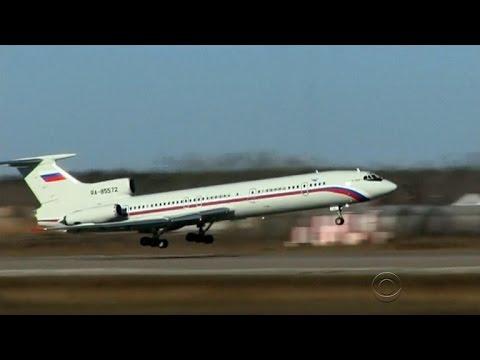 No sign of survivors in Russian plane crash