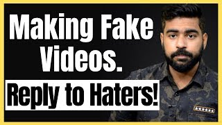 Hate Comments | My Reply | Q/A | MBA | Dropshipping | Online Earning