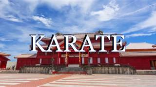 A Four Minute Basic History Of Karate
