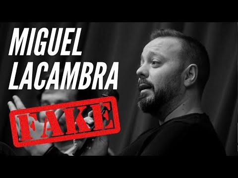 Antonio Maestre me quería DENUNCIAR por este VÍDEO sobre Miguel Lacambra