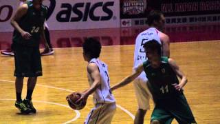 千葉ジェッツvsトヨタ東京 天皇杯 バスケットボール 3