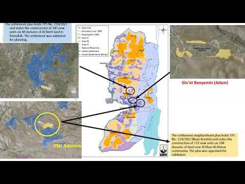 ARIJ Webinar - Latest Israeli Violations In The Occupied Palestinian Territory