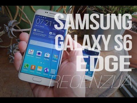 Samsung Galaxy S6 edge Recenzija