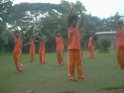 Kanto Pangi Dance Practice in pooc