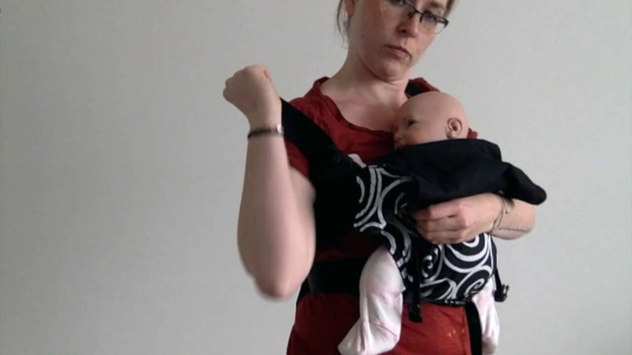 f73878e7754 Fitting a Connecta to a newborn - YouTube