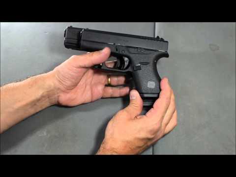 Pistola Glock 42 em 380 ACP