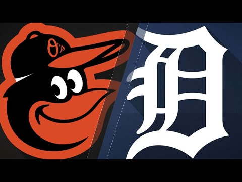 Candelario's four-hit day powers the Tigers: 4/19/18