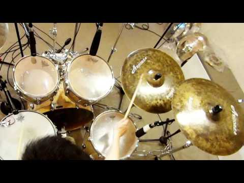 Arborea cymbals Knight Series By Drum Channel--Korea Distributor