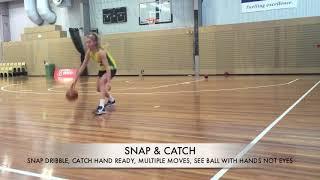 Skills 3 phase ballhandling