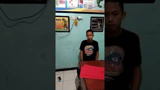 Deklarasi Anti Hoax Oleh Sdr Reky Rompah Warga Kampung Lai Kec. Siau Tengah