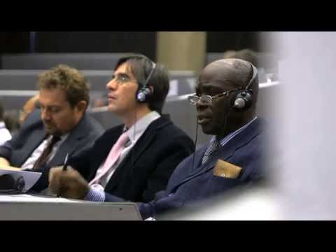 The 2nd Session of the Intergovernmental Board on Climate Services IBCS-2