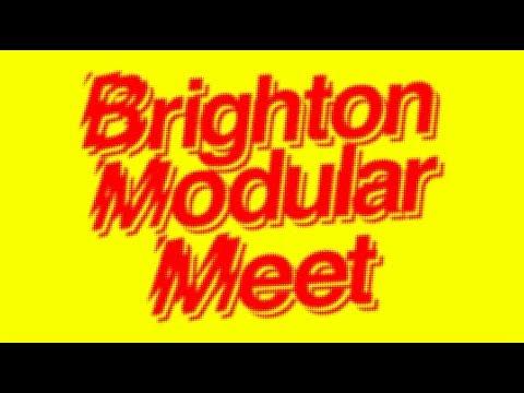Abstract Data at Brighton Modular Meet 2018