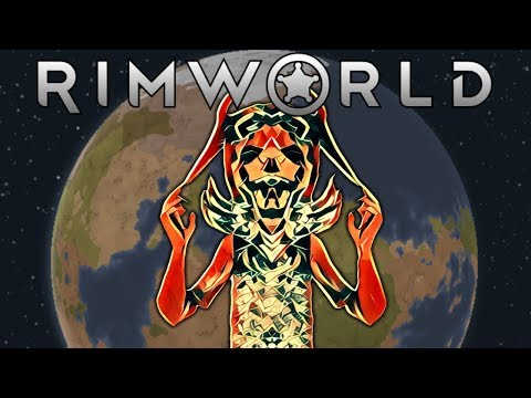 [22] Toxic Fallout & Power Weapons For All | Rimworld Ultimate Survival A17