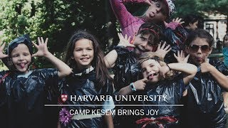Camp Kesem at Harvard brings joy amidst the pain thumbnail