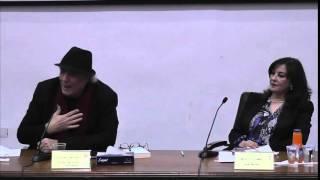 الروائي الجزائري واسيني الأعرج في جامعة البترا
