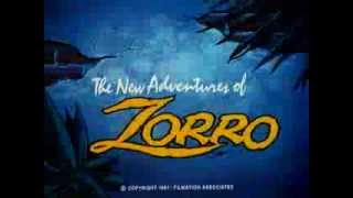 The New Adventures of Zorro [GR Intro]