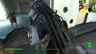 Fallout 4 FAQ - Где достать патроны к Криолятору GET bullets for Cryoliator