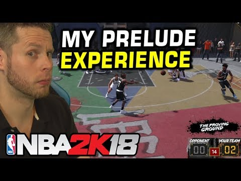 Was NBA 2K18 Prelude an L?