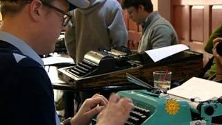 A typewriter renaissance