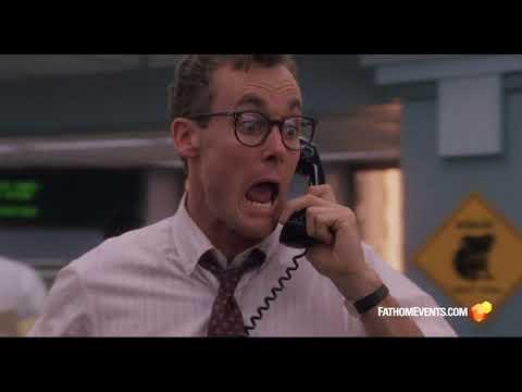"Wall Street 30th Anniversary - ""Gordon Gekko, Please"" Clip"