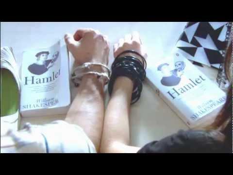 Effy & Freddie (SKINS) - LITTLE LOVE, Aaron (+Lyrics)