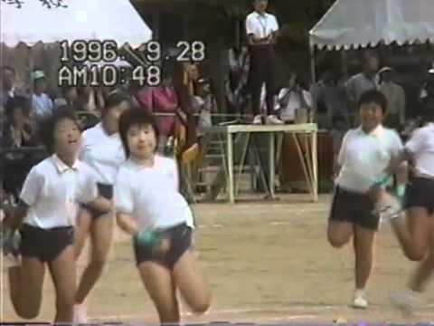 96年の運動会 ダンス