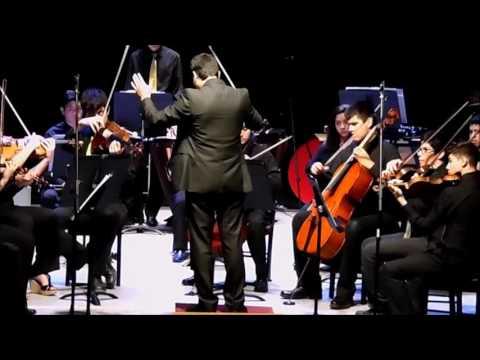 Concierto de Gala Orquesta Sinfónica Región Arica y Parinacota 2016