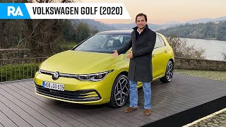 Novo Volkswagen Golf 8 (2020). Primeiro contacto em Portugal