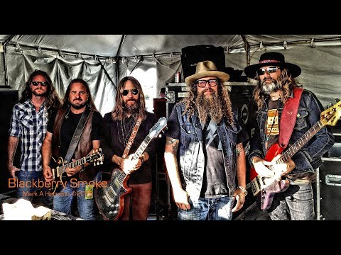 Blackberry Smoke - Sanctified Woman (Chattanooga Live Music)