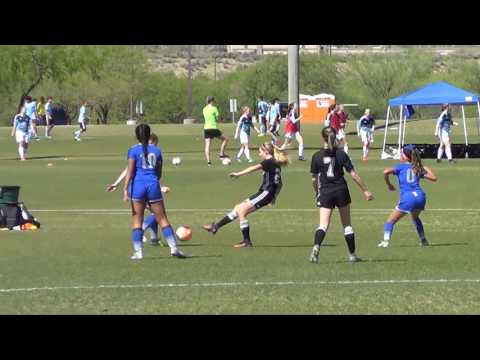 Phoenix Cup - Game 1 v New Mexico Rush - 3/24/2017