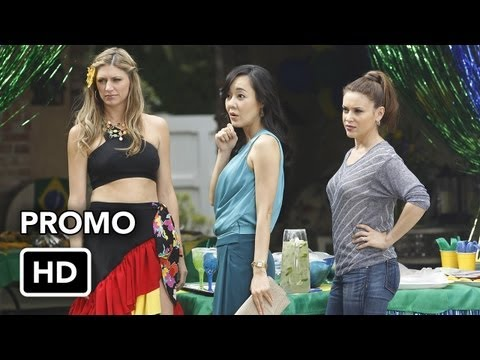 "Mistresses 1x09 Promo ""Guess Who's Coming to Dinner"" (HD)"