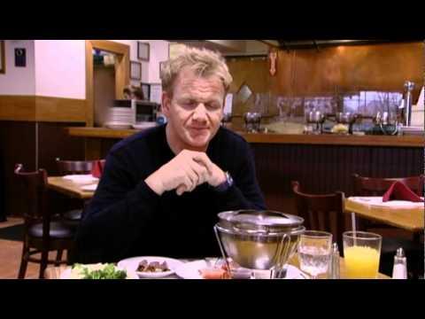 Seafood Crap for Gordon Ramsay - Ramsay's Kitchen Nightmares