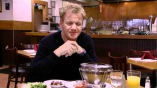 Gordon Ramsay Is Served Awful Seafood | Kitchen Nightmares