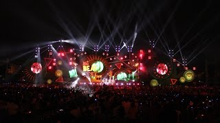 Wang Tran @ Music Festival Yan Beatfest - Tomorrowland Viet Nam 2015