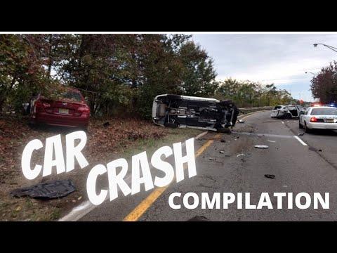 🚗 CAR CRASH COMPILATION 🚑 CAR CRASHES 🚓