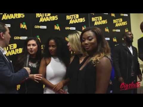 Red Carpet at the Rated Awards (Kano, Tim Westwood & more)