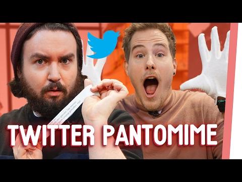 Word Wide Wohnzimmer vs. Guten Morgen, Internet! – Twitter-Pantomime-Challenge | GMI