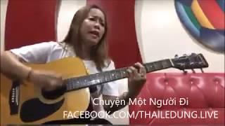 Chuyện Một Người Đi - Thái Lê Dung guitar | nhạc vàng bolero hay nhất