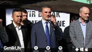 Gemlik AK Parti Teşkilatından Bayırbucak Türklerine Yardım