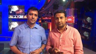 LIVE: ABD Celebrates Diwali Before Virat!   Sports Tak