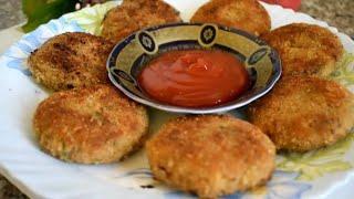 Chicken Spaghetti Kebab Recipe for your Children *Khalida Kitchen*in UrduHindi