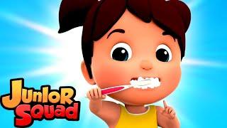это способ развивающий мультфильм детские песни Junior Squad Russia потешки
