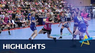 Highlights | Vipers vs Buducnost | Women's EHF Champions League 2018/19