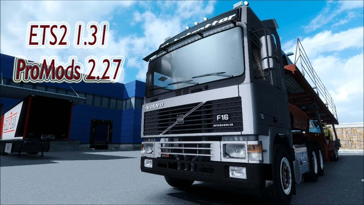 ETS2 1 31 | Promods 2 27 | Map Combo #2 | Download & Install